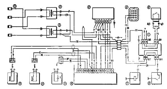Схема цифровой системы